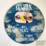 Newark at  Exit Skate shop