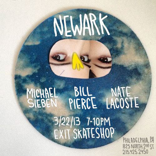 Newark at  Exit Skate shop