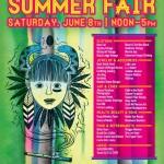 Bitchcraft Summer Fair Flier
